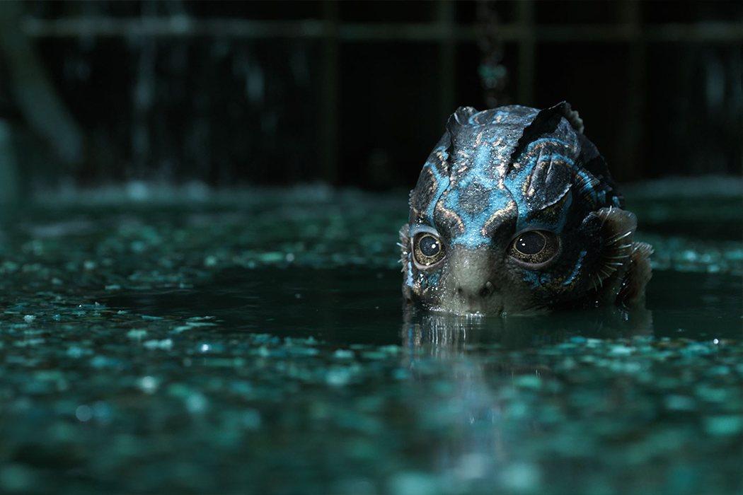 'La forma del agua' y Guillermo del Toro