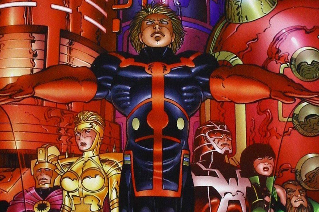 'The Eternals' y su llegada al Universo Marvel