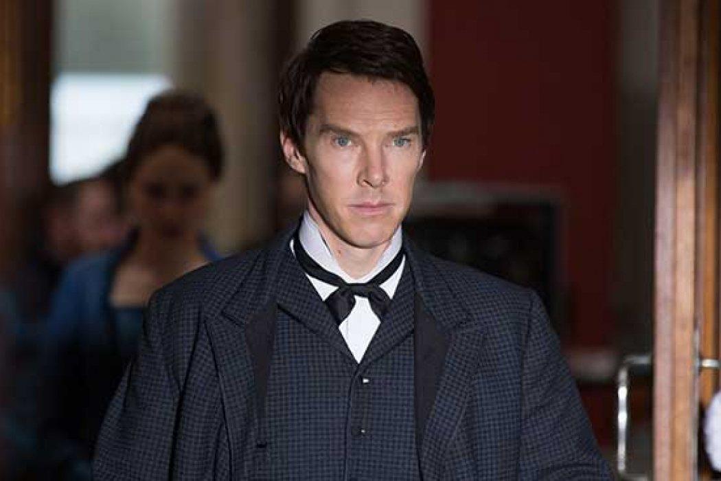 Moriarty - Benedict Cumberbatch