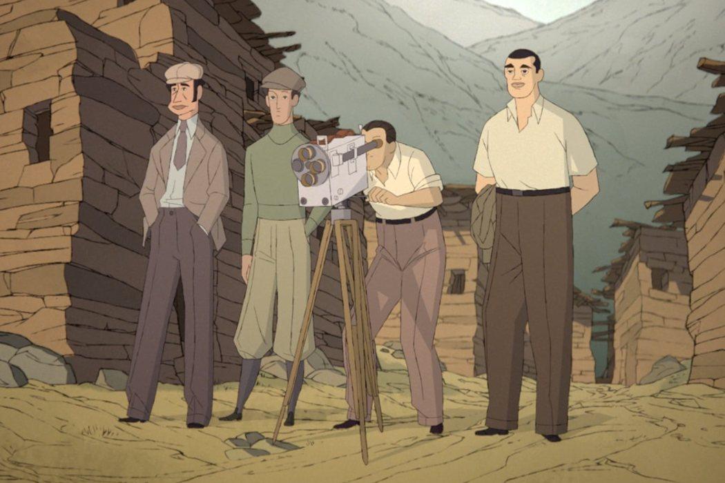 'Buñuel en el laberinto de las tortugas' (Salvador Simón Bussom)