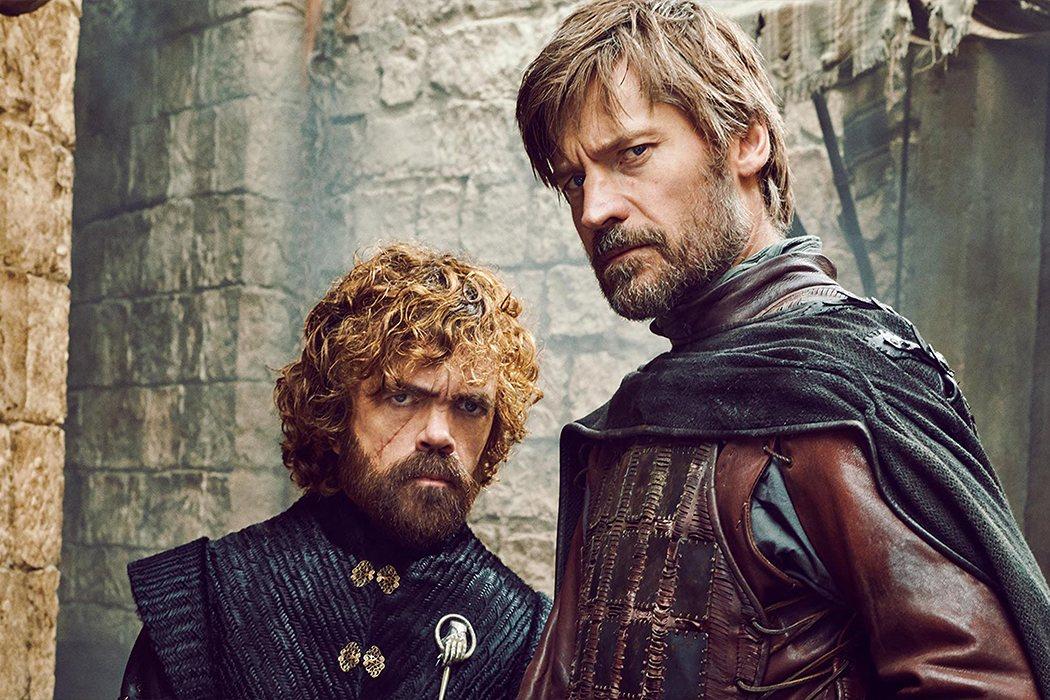Tyrion y Jaime Lannister 'Juego de Tronos'