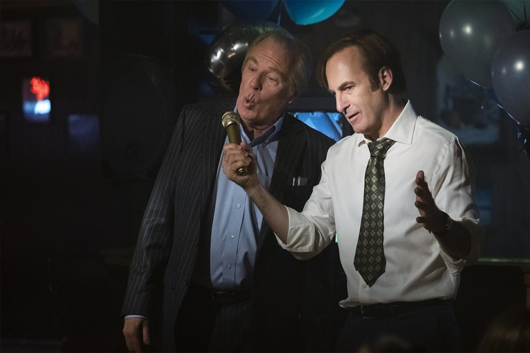 Jimmy y Chuck 'Better Call Saul'