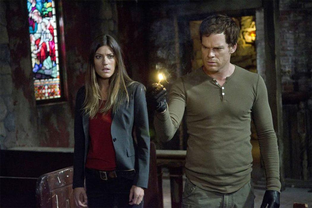 Dexter y Debra 'Dexter'