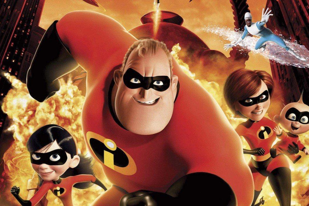 'Los increíbles' (2004)