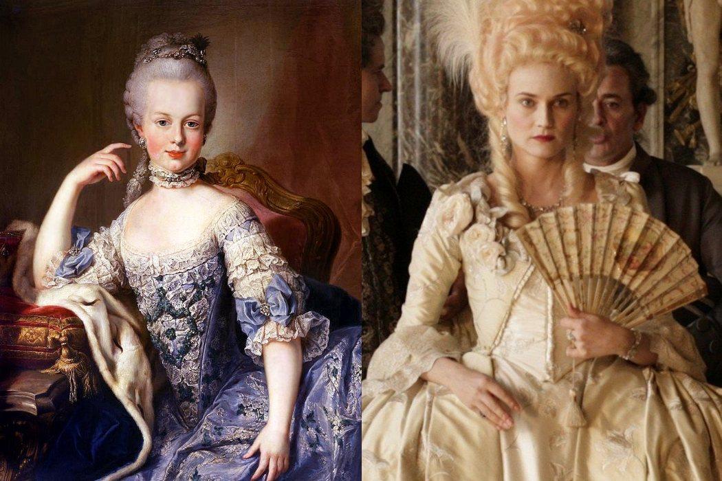 María Antonieta de Austria