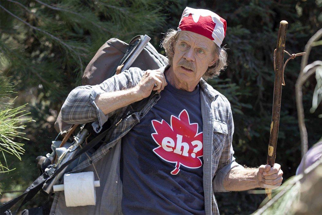 'Shameless' - Canadá