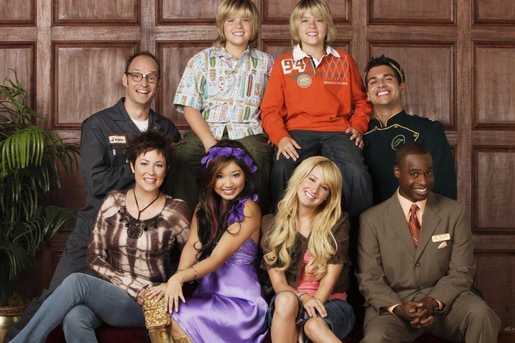 'Hotel Dulce Hotel: Las aventuras de Zack y Cody'
