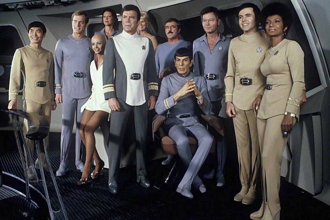 'Star Trek: La película'
