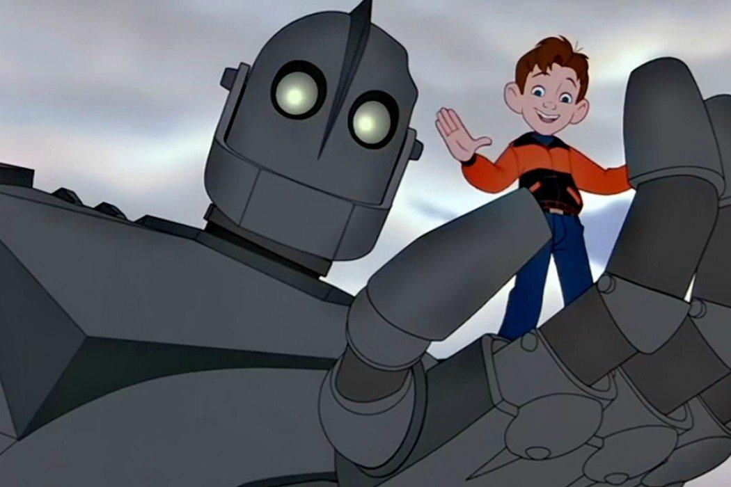 'El gigante de hierro' (1999)