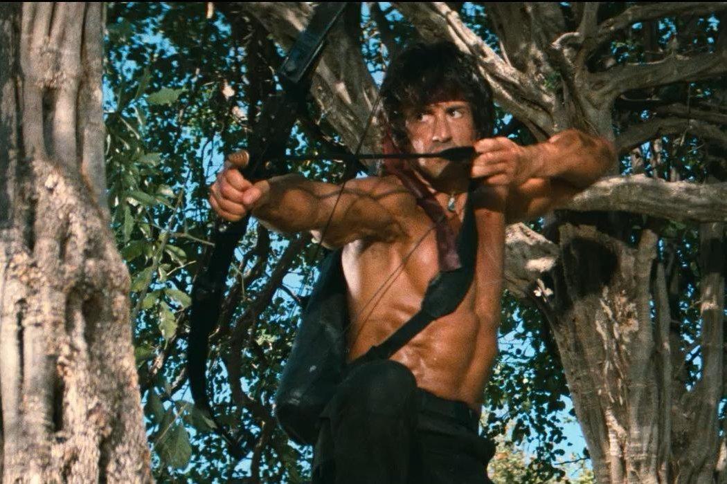 'Rambo: Acorralado Parte II (Rambo 2)'