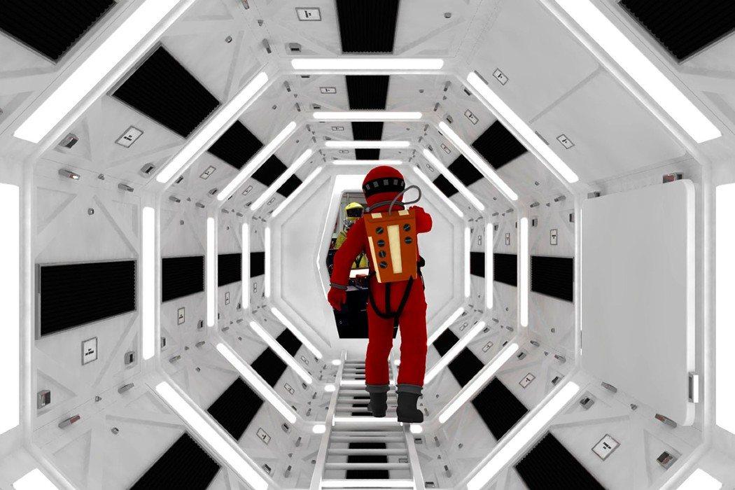 '2001: Una odisea en el espacio' (Stanley Kubrick, 1968)