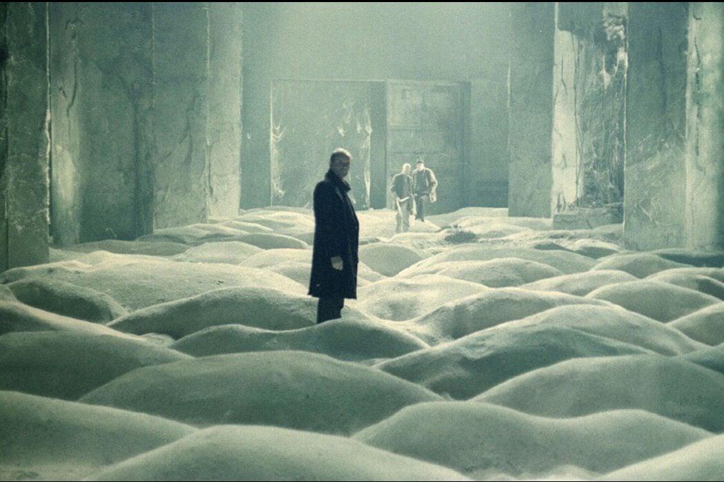 'Solaris' (Andrei Tarkovsky, 1972)