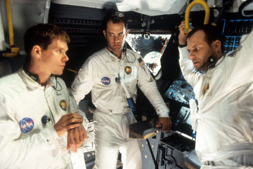 'Apolo 13' (Ron Howard, 1995)