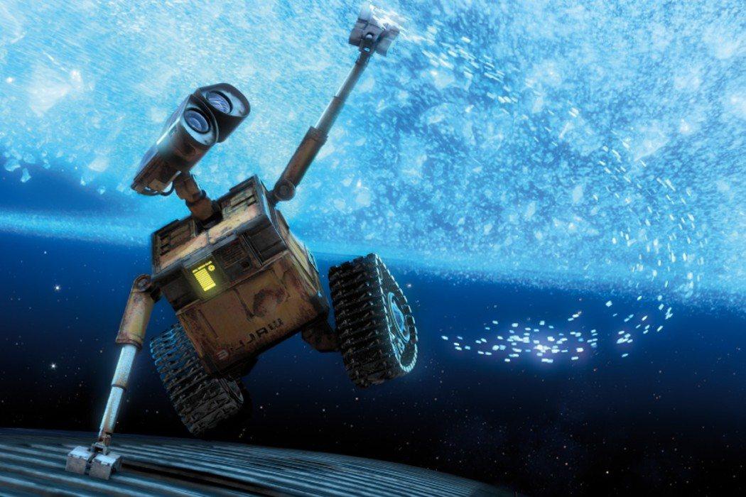 'Wall-E' (Andrew Stanton, 2008)