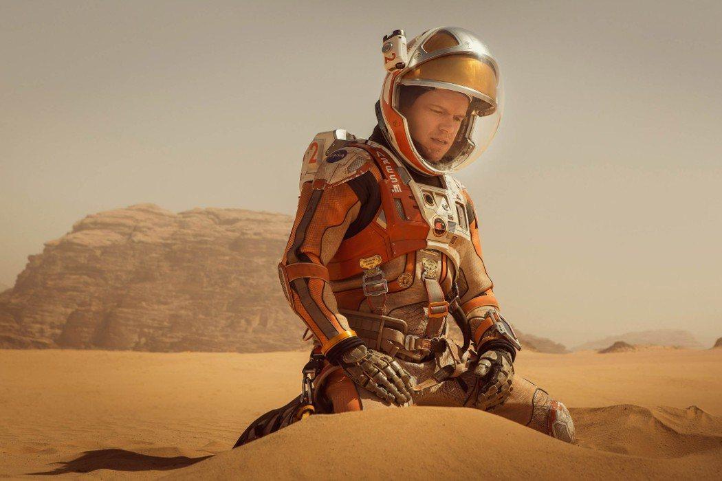 'Marte' (Ridley Scott, 2015)