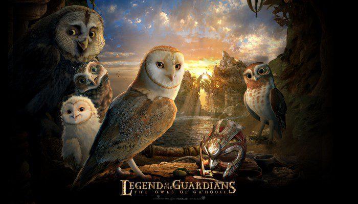 'Ga'Hoole, la leyenda de los guardianes'