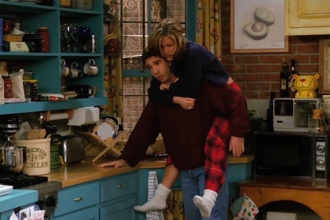 2x07: 'El de cuando Ross se entera'