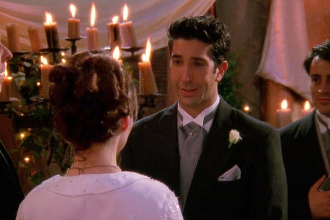 4x24: 'El de la boda de Ross: Parte 2'