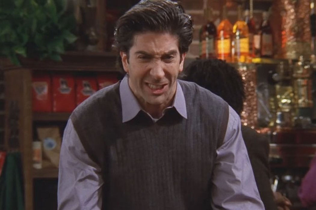5x09: 'El del sandwich de Ross'