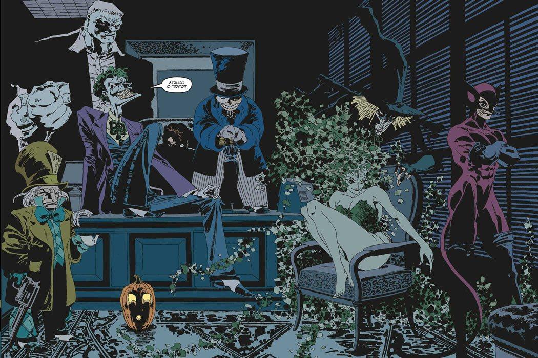 El largo Halloween