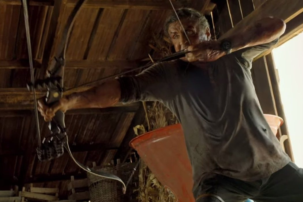 'Rambo: Last Blood'