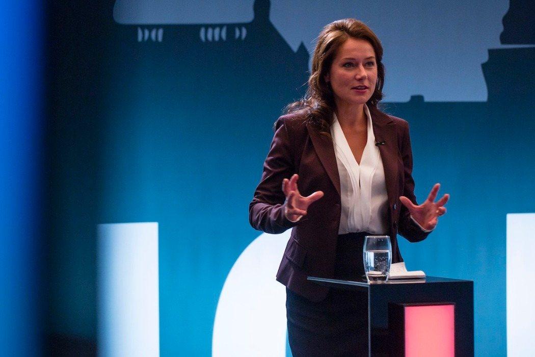 Birgitte Nyborg de 'Borgen'