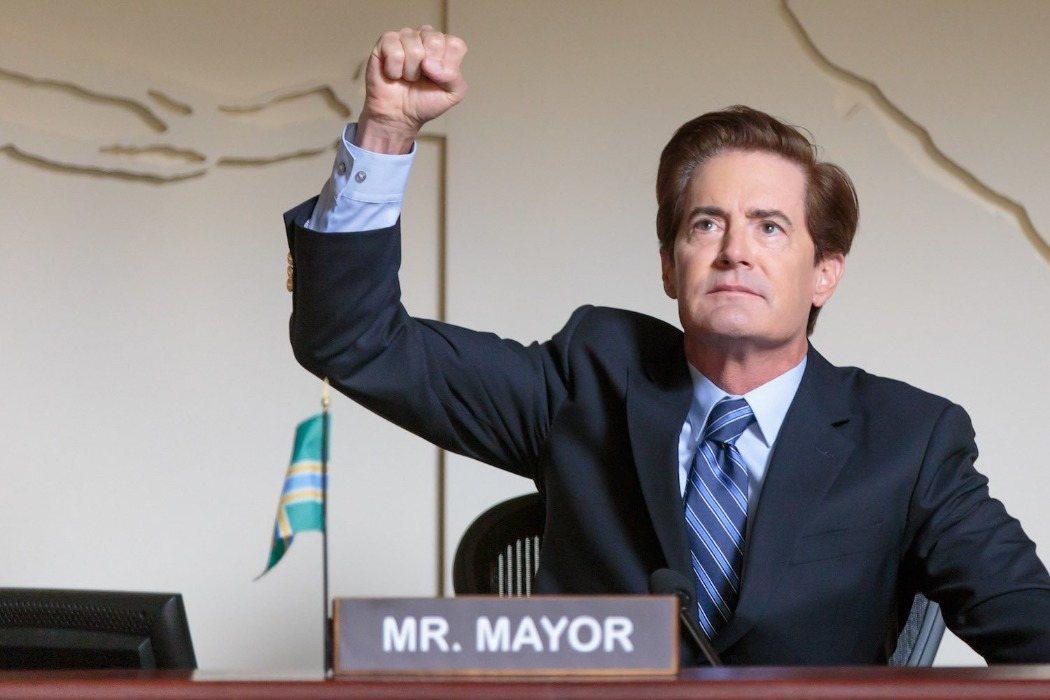 El Alcalde de 'Portlandia'