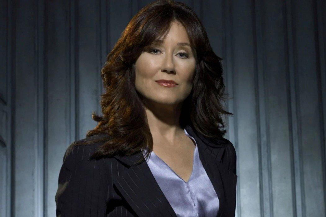 Laura Roslin de 'Battlestar Galactica'