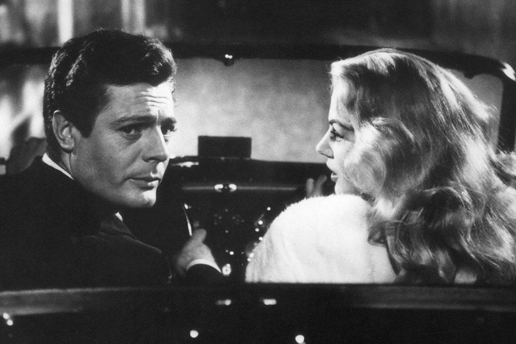 Marcello Rubini en 'La dolce vita' (1960)