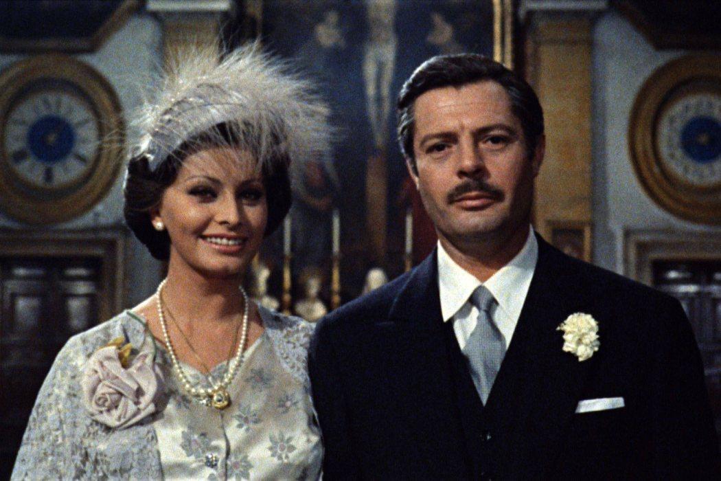 Domenico Soriano en 'Matrimonio a la italiana' (1964)