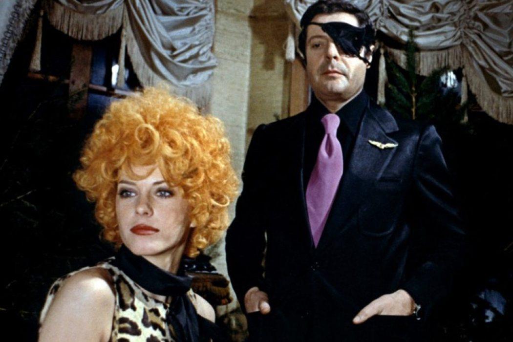 Marcello en 'La gran comilona' (1973)