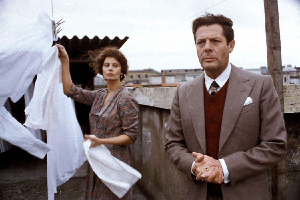 Gabriele en 'Una jornada particular' (1977)