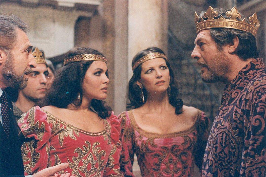 Enrique IV del Sacro Imperio Romano Germánico en 'Enrique IV' (1984)