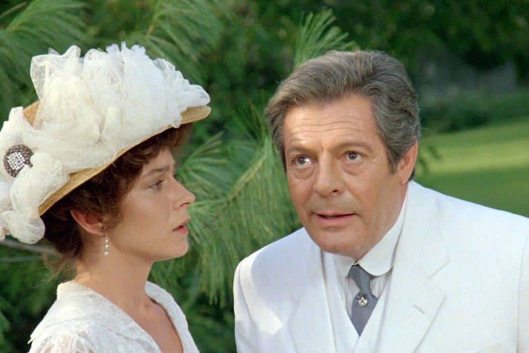 Romano Patroni en 'Ojos negros' (1987)