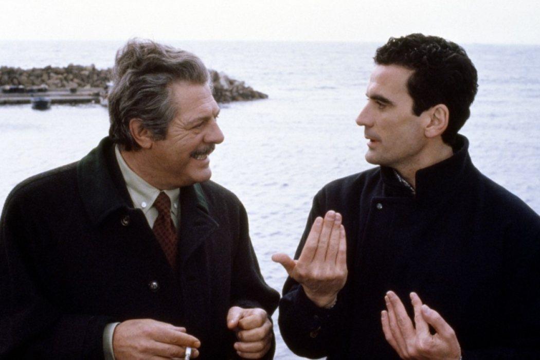 Marcello en '¿Qué hora es?' (1989)