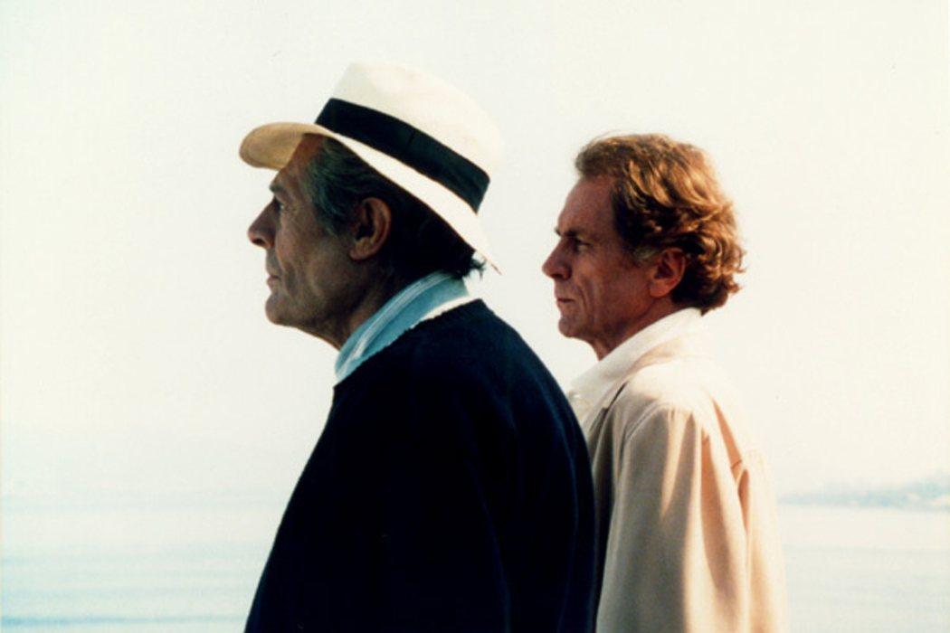 Manoel en 'Viaje al principio del mundo' (1997)