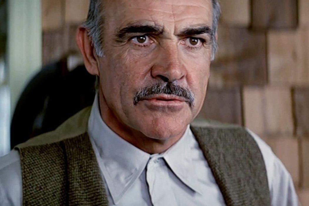 El acento de Connery