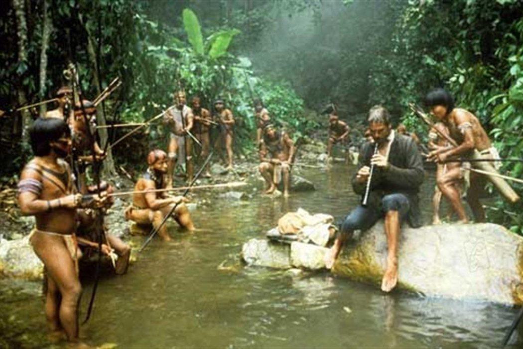 Contó con el apoyo de las comunidades indígenas de la zona