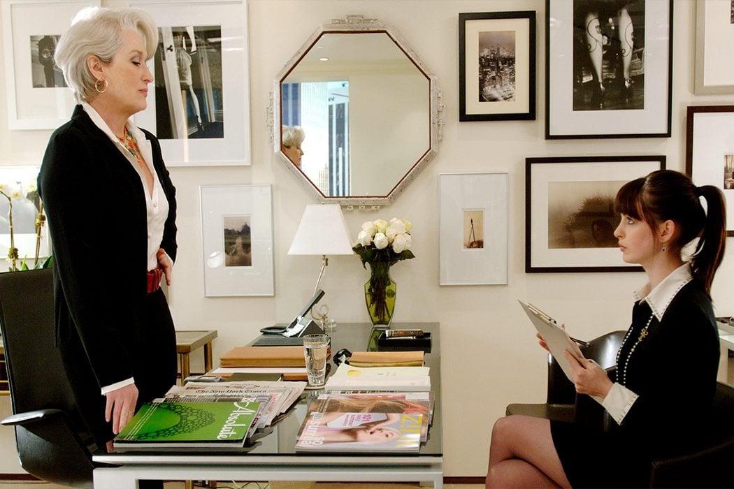 Miranda Priestly 'El diablo viste de Prada'