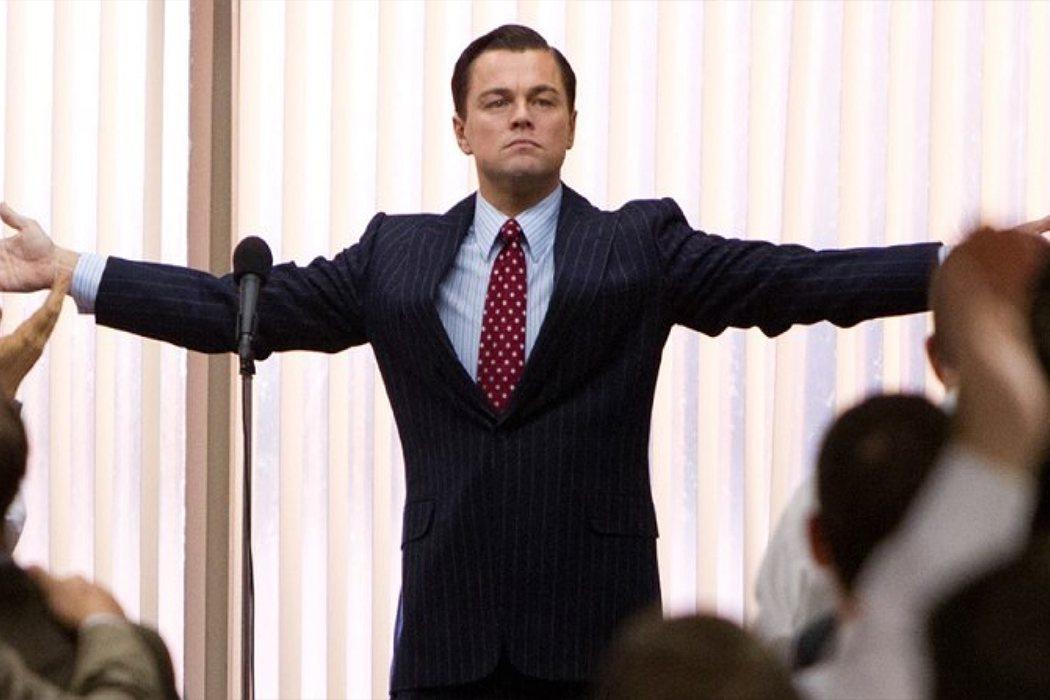 Jordan Belfort 'El lobo de Wall Street'