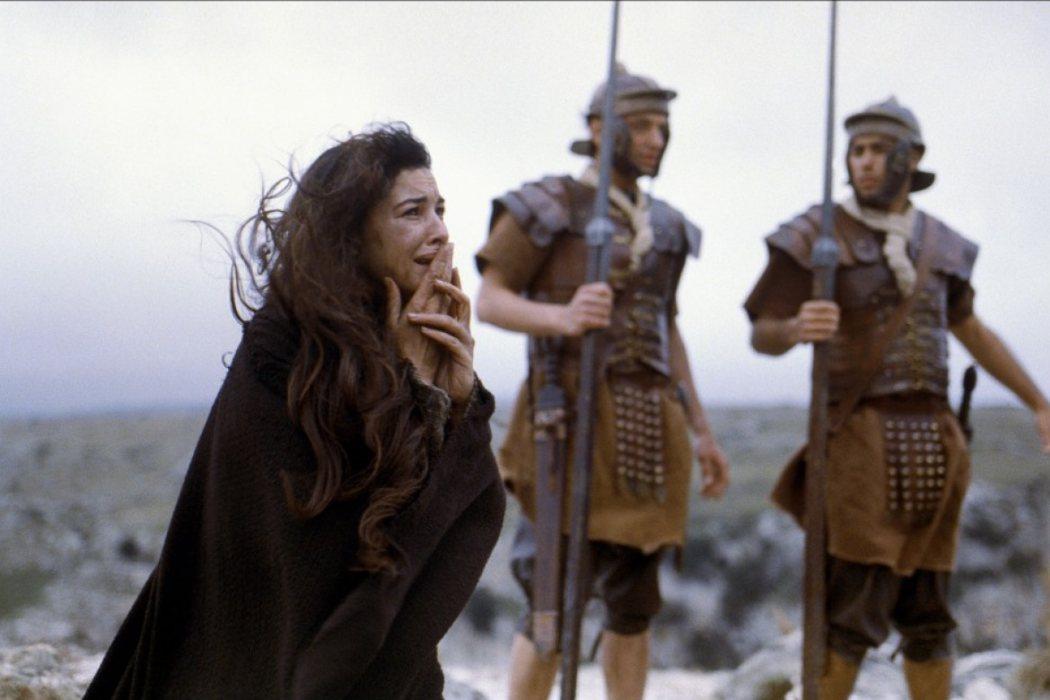 María Magdalena en 'La pasión de Cristo' (2004)