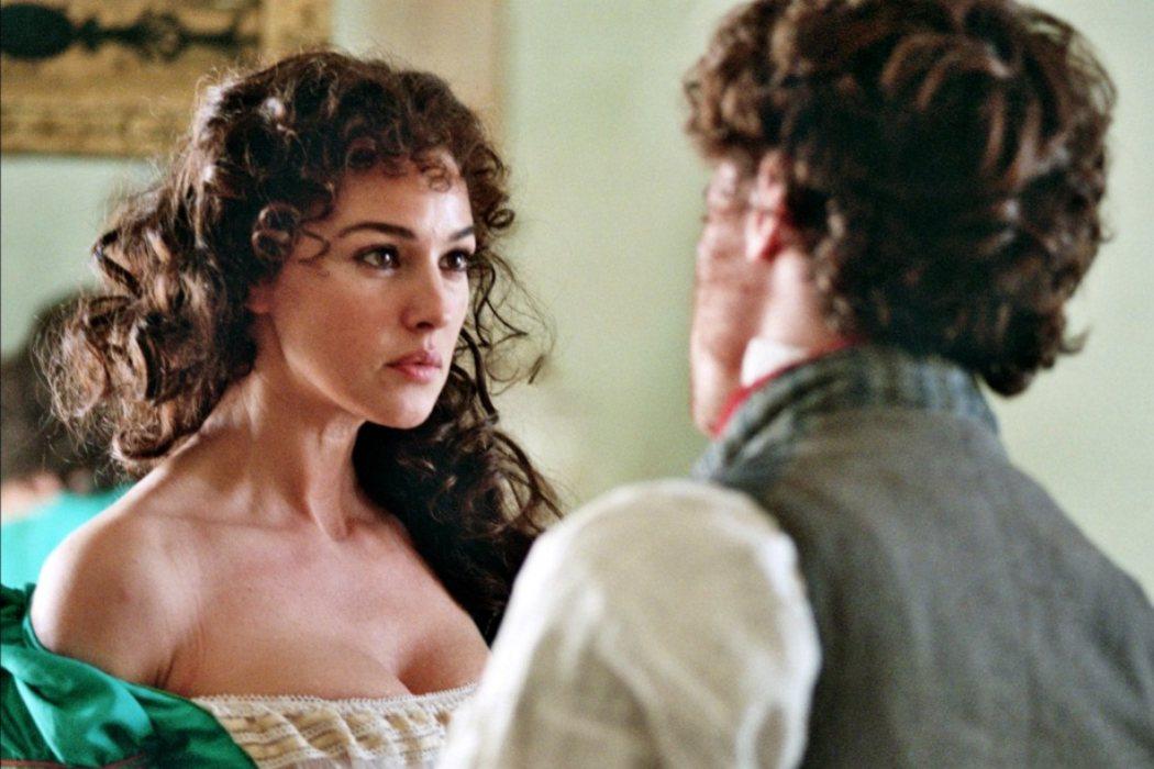 Baronesa Emilia Speziali en 'N. Napoleón y yo' (2006)