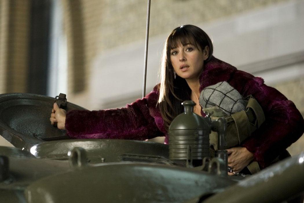 Donna Quintano en 'Shoot'Em Up' (2007)