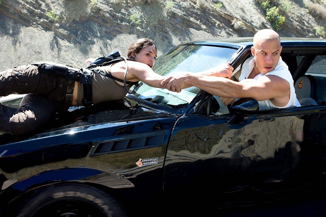 'Fast & Furious: Aún más rápido'