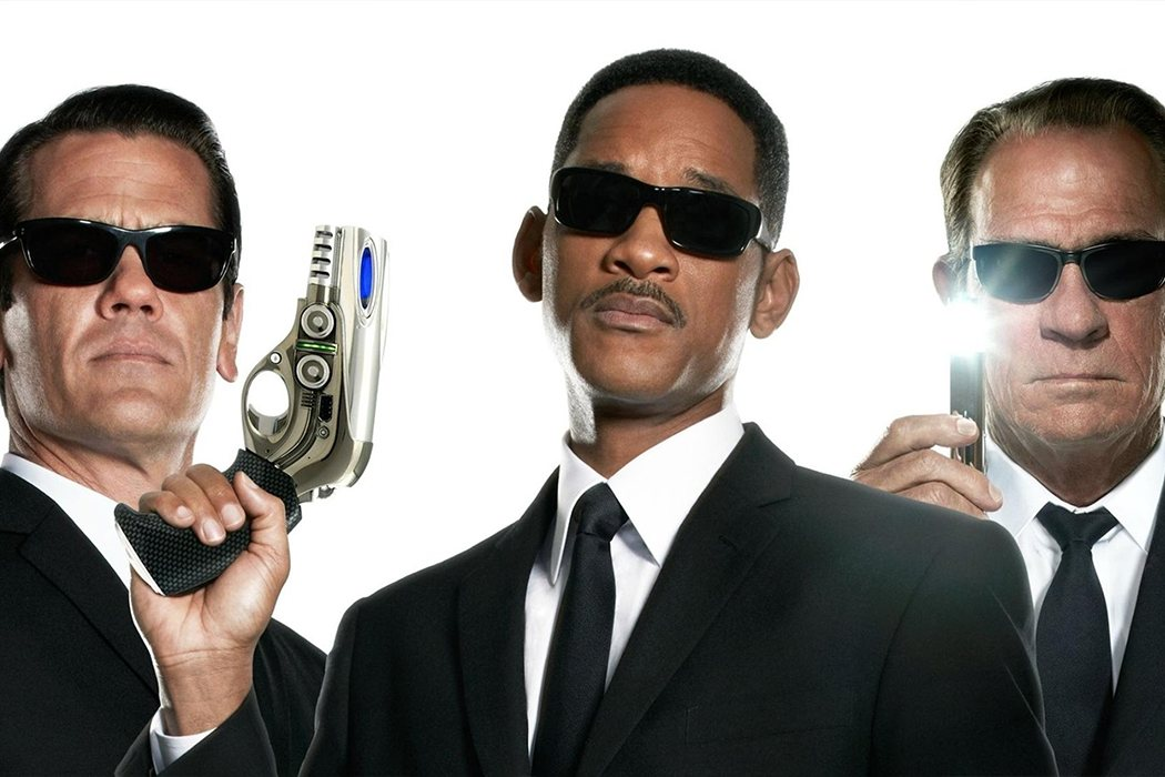 'Men in Black 3'