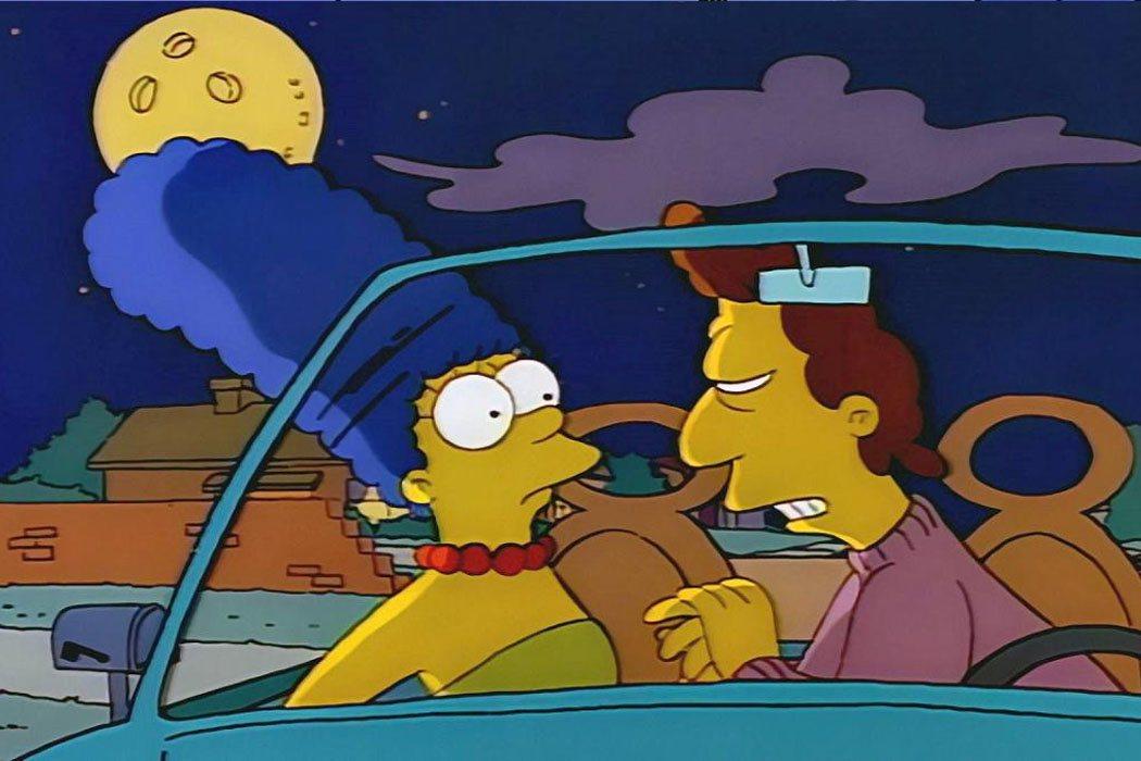 Cuando Marge escogió a Homer