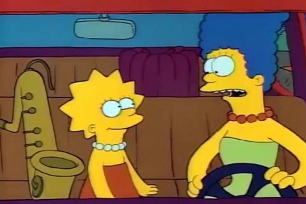 Dando coraje a Lisa