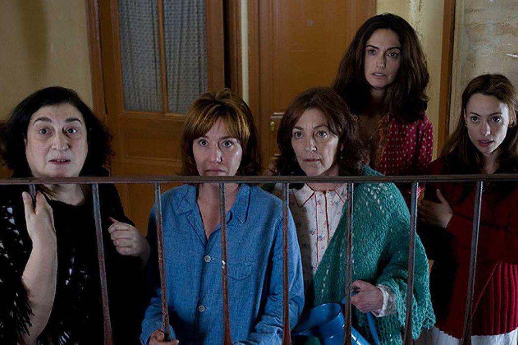 'Las chicas de la sexta planta'