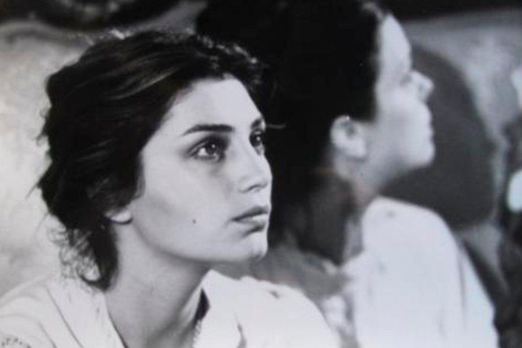 Roser Palau en 'La ciudad quemada' (1976)
