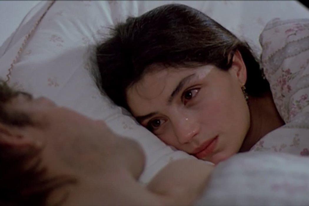 Wanda en 'Los ojos, la boca' (1982)